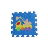 El juego suave del rompecabezas Jigsaw de la espuma de EVA de la alta calidad Estera-Transporta