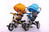 2016의 1명의 아기 Trike에 대하여 장난감 4에 최신 3개의 바퀴 세발자전거 탐