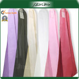 Sacchi antipolvere personalizzati del vestito del coperchio dell'indumento dei vestiti di qualità di stampa