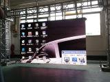 alquiler de interior de 3.91m m HD que hace publicidad de la pantalla de visualización a todo color de LED