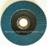 La Chine Manufacturer Abrasive Flap Disc pour Stainless Steel
