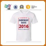Azione normali della maglietta di alta qualità con l'abitudine il vostro proprio marchio