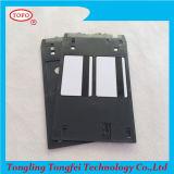 El último listado para el tipo bandeja de Canon J de tarjeta de la identificación para la impresión