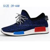 Ботинки впрыски ботинок спортов людей низкой цены резиновый вскользь (HB160624-6)
