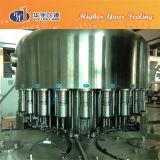 満ちるキャッピング機械を洗う浄化された水