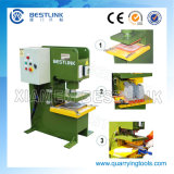 Hydraulische Fliese-Aushaumaschine des Granit-Cp90