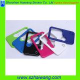 De draagbare 3X 6X LEIDENE Creditcard Magnifier van de Verlichting Voor de Bejaarde Lezing