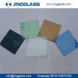 La sûreté en gros de construction a teinté la qualité en verre colorée par glace en verre d'impression de Digitals