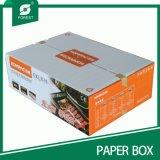 Impresión a color caja de empaquetado