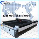 Máquina de acrílico del CNC del corte del grabado del laser del metal del papel de cuero