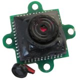 Videocamera di sicurezza del CCTV nascosta 520tvl di prezzi di fabbricazione mini con audio
