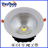 MAZORCA Dimmable LED 15W modificado para requisitos particulares Downlight 20W 30W LED Downlight