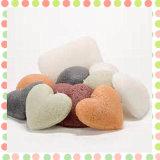다채로운 Bath 및 Facial Konjac Sponges/100% Natural Konjac Fiber, Healthy Konjac Sponge
