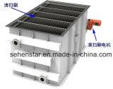 Recuperação de calor Waste soldada 304 do gás do cambista de calor do gás da placa