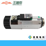 Router Spindle Motor 9kw Air Cooling Spindle Short Nose di CNC per Wood Carving Bt30/ISO 30 Same di Hsd Spindle