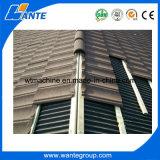 azulejos nuevos de una azotea favorables al medio ambiente buenos en materiales de construcción