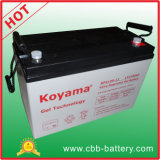 < Koyama> 새로운 에너지 납축 전지 젤 건전지 바다 건전지 12V100ah