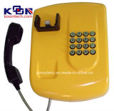 Téléphone Emergency Koontech de numérotage automatique de téléphone des opérations bancaires Knzd-04