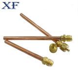Soupape de cuivre d'accès de Xf 1/4 '' pour Refigerant