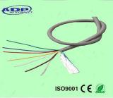 Usine et prix de câble d'alarme de garantie protégée 6 par faisceaux