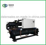 Abkühlung-Geräten-wassergekühlter Schrauben-Kühler