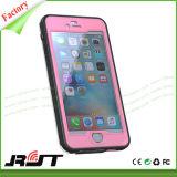 Caixa impermeável do telefone de pilha da alta qualidade para o iPhone 6 6s