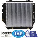 Radiador Chr-021 de alumínio mecânico para Chrysler Wrangler'87-95 em Dpi: 1682/2102/211