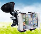 Supporto universale del supporto dell'automobile del supporto del telefono mobile di rotazione di 360 gradi