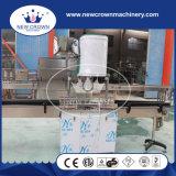 máquina de rellenar del agua de botella del animal doméstico de 2000bph 0.15-2L