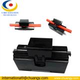 Sensor de consumo de energia de uma fase de fibra monofásica sem fio de uma fase