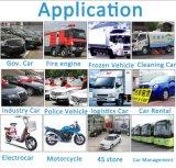 Aucun traqueur du véhicule GPS de tailles de l'écran d'écran et de fonction de traqueur de moto/véhicule électrique GPS