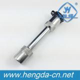 """5/8 """" стальных замков Pin муфты трейлера с 2 ключами (YH9005)"""
