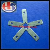 Штыри штепсельной вилки поставкы латунные для электроники (HS-BS-0050)
