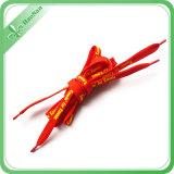 Шнурок популярного печатание шелковой ширмы типа выполненный на заказ