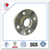 ANSI B16.5 del borde del interruptor RF del acero inoxidable ASTM A182 F316L