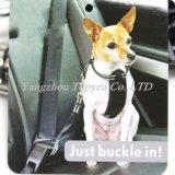 Arnés reflexivo del perro del cinturón de seguridad, arnés del animal doméstico de la seguridad