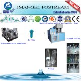 Halb automatische Haustier-Plastikmineralwasser-Flaschen-durchbrennenformenmaschine