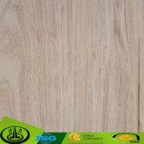 Madera a prueba de agua de grano de papel decorativo para suelo y los muebles