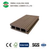 Pavimentazione esterna composita di plastica di legno vuota (M30)