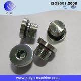 Plugues masculinos apropriados hidráulicos masculinos métricos de Bsp do aço inoxidável