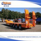 Fabrik-Feuergebühren3 Radachsen-hydraulische Aufhängung-Hilfshalb Schlussteile