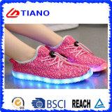 2017 ботинок света цвета нового типа цветастых идущих переменчивых (TNK90001)