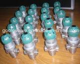 Directo presión que actúa fuelle Válvula reductora (GAY14h / F)