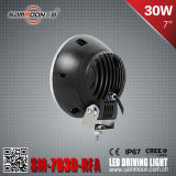 7 Inch 30W Round LED Driving Head Light (SM-7030-RFA)
