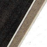 [13.9وز] [ثي] سوداء غلّة كرم حاشية قماش دنيم بناء [10538ف]