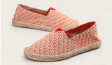 Unisex ботинки пеньки квартир нашивки для детенышей (MD 19)