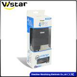 L'adaptateur de chargeur de norme USB d'UE le plus neuf