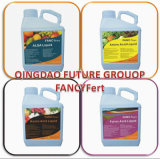 Africultureのための100%有機性Certificated Liquid Humic Acid Fertilizer