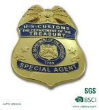 紋章(XD-031114)のためのカスタマイズされた憲兵のバッジ