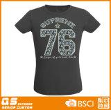 T-shirt à séchage rapide fonctionnant de Wicking du mélange des femmes